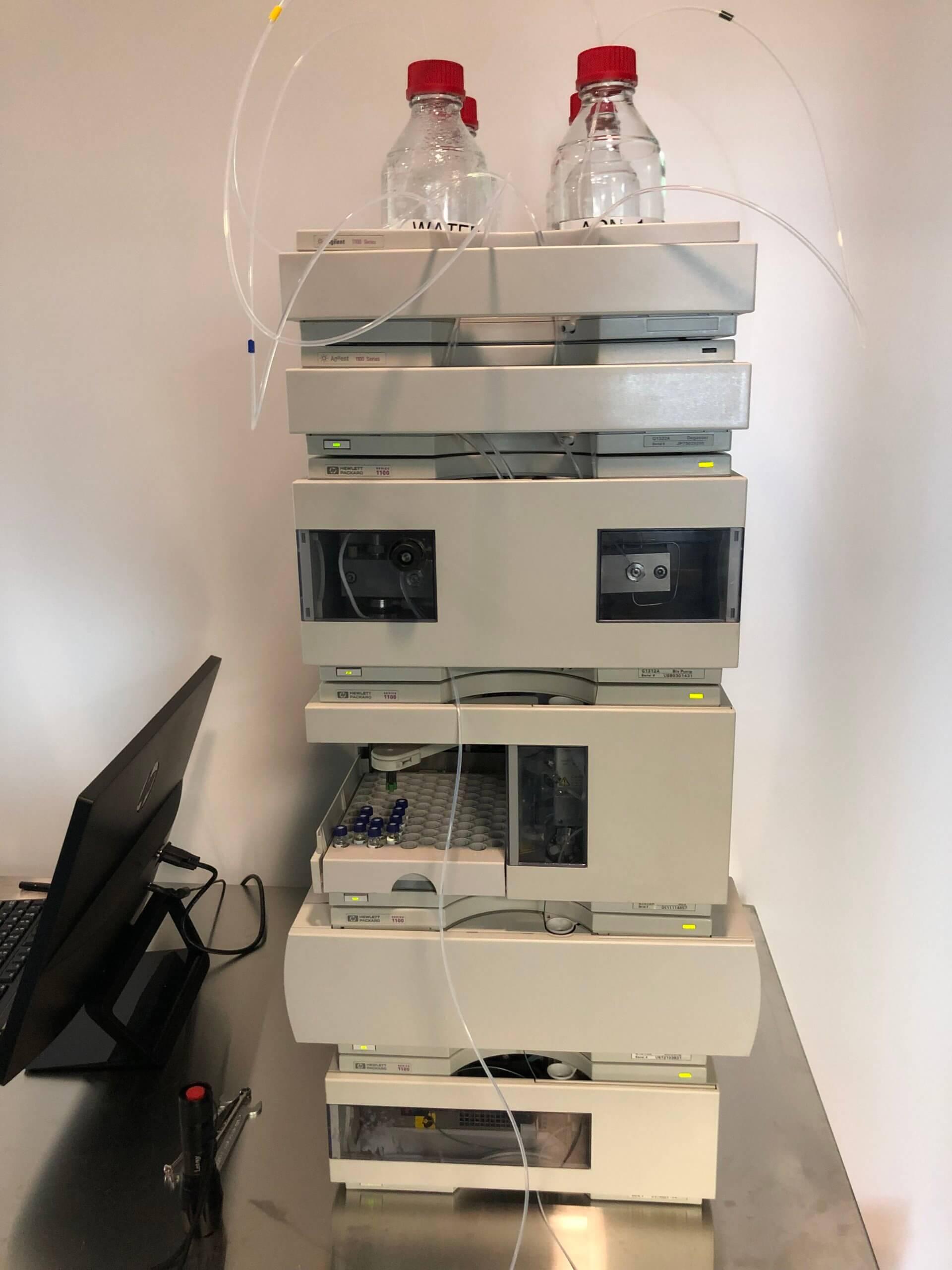 Hemp Potency Testing equipment
